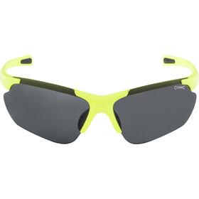 Alpina Jalix Okulary rowerowe, neon yellow-black
